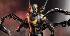 New Yellow Jacket in ant man movie