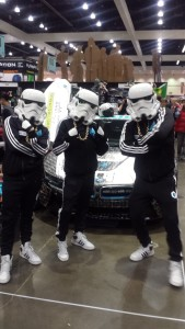 The Rapping Storm Troopers