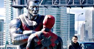 Deadpool, Colossus, Negasonic Teenage Warhead