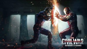 Captain America vs Ironman